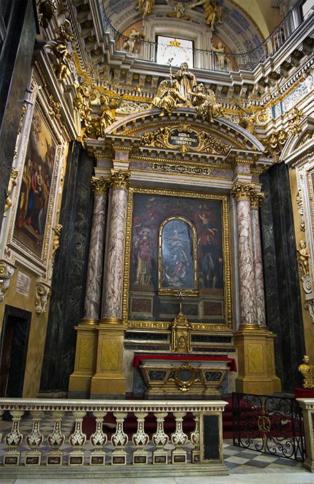 Katedrala Sv. Reparate - Cathedrale Sainte Reparate