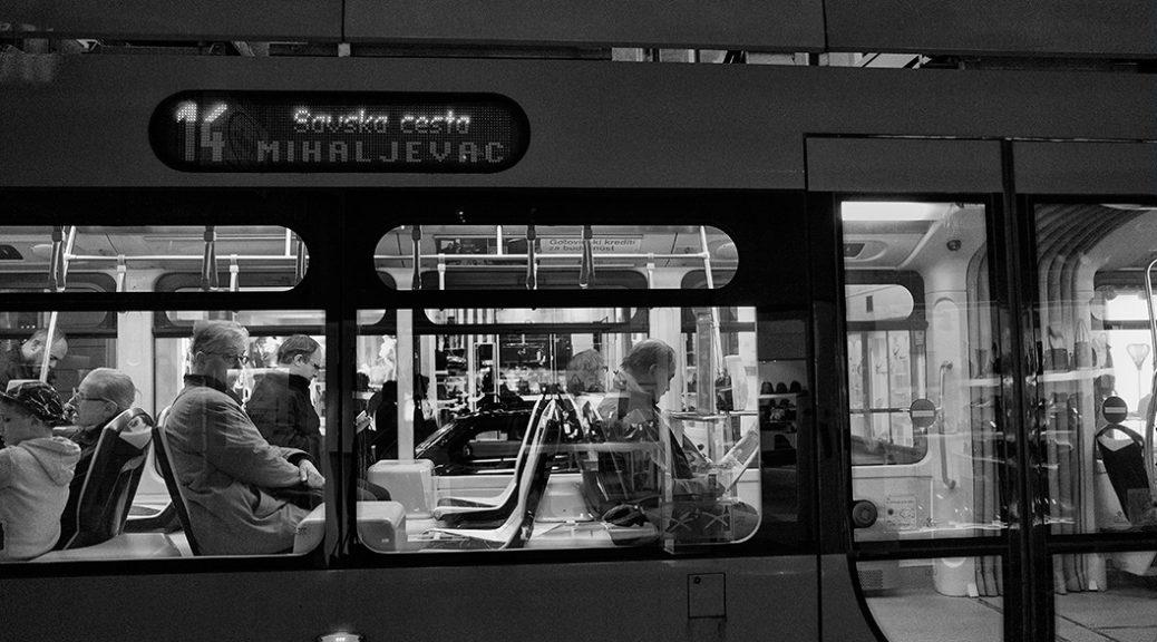 night tram