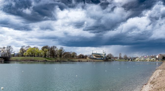 Zagreb-jezero Jarun